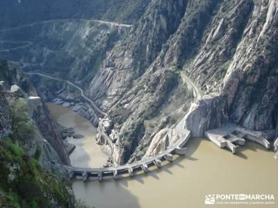 Parque Natural Arribes de Duero;trekking viajes senderismo montaña excursiones de montaña